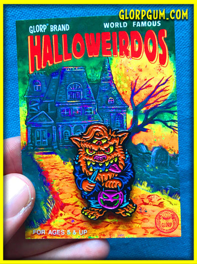 HALLOWEIRDOS: ROUND 2 SET