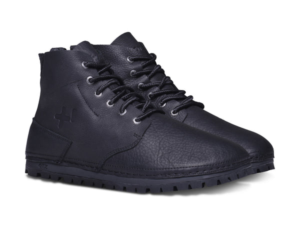 Brogan Vibram Leather