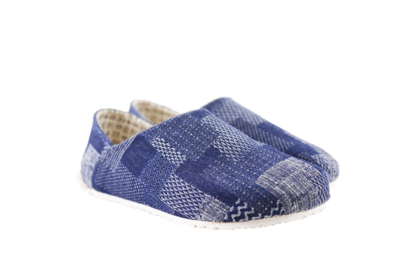 Womens Denim Espadrille