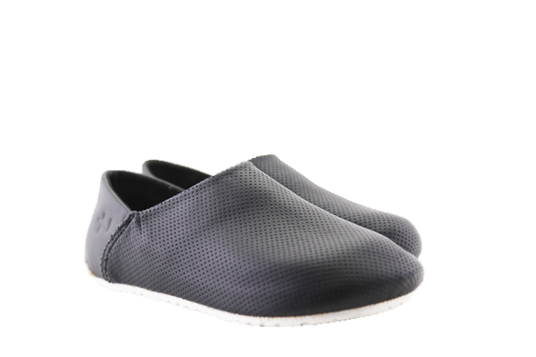 Womens Leather Espadrille MP