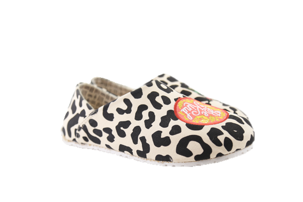 Leopard Patch Espadrille
