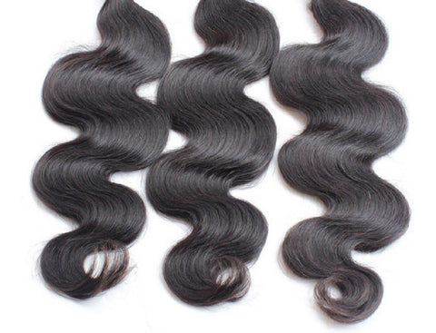 3 Bundle Deal 12/14/16 Brazilian Body Wave Natural Color