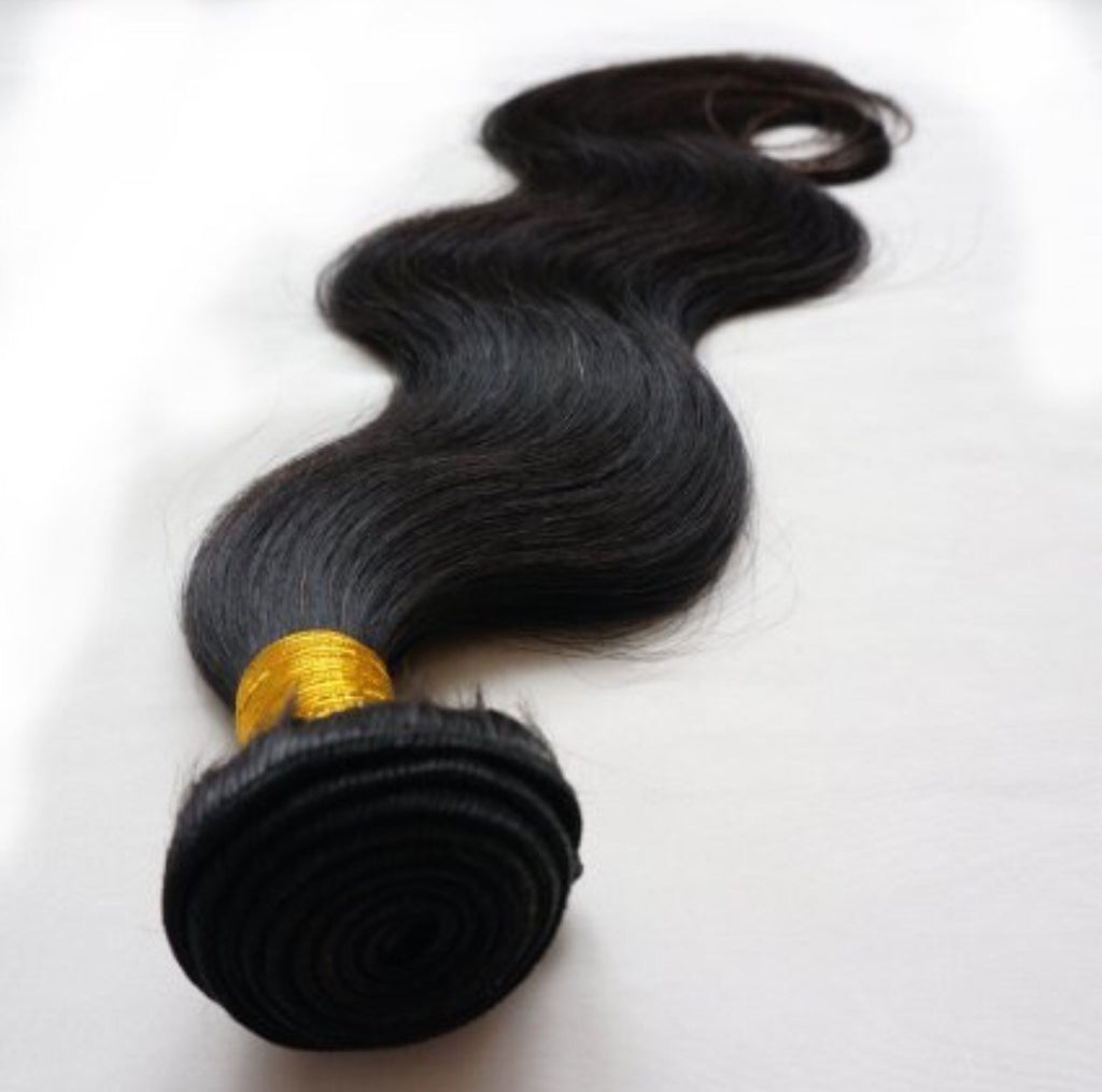 Peruvian Body Wave 7A grade in 22 inch