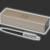 Personalised Black Parker Jotter Pen 2015