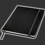 Black Notebook - A6 or A5 Size