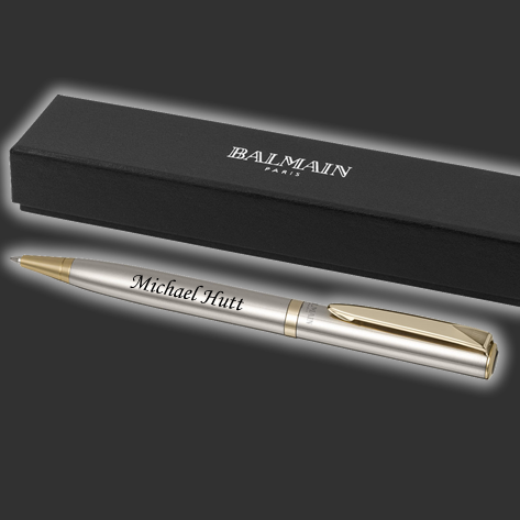 Personalised Balmain Pen