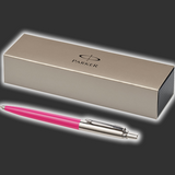 Personalised Pink Parker Pen 2015