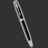 Personalised Parker Sonnet Black Ballpoint Pen