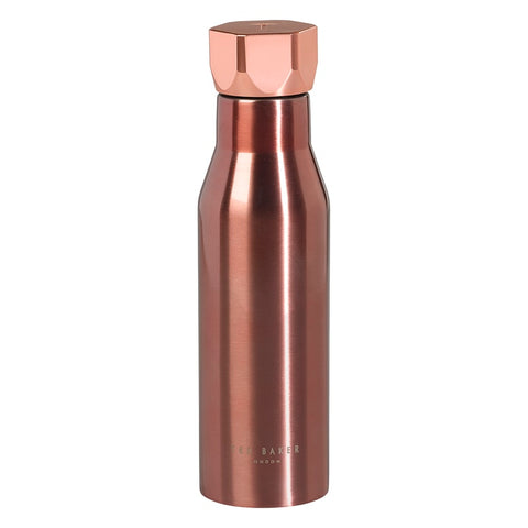 Ted Baker Rose Gold Water Bottle