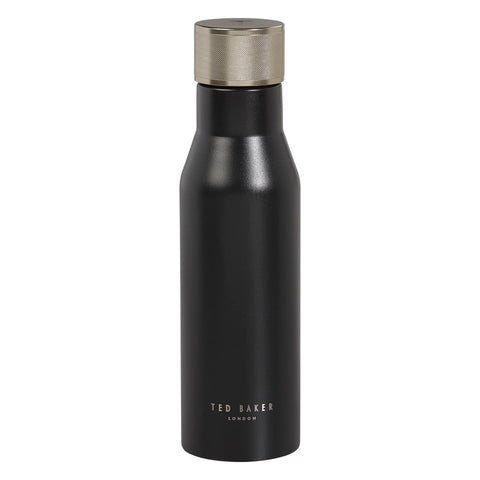 Ted Baker Black Onyx Water Bottle