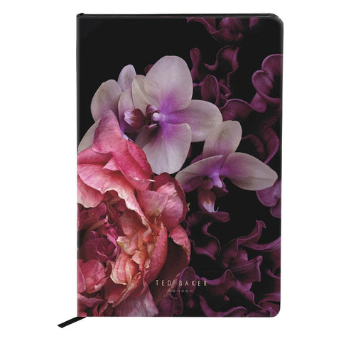 Ted Baker A5 Notebook, SPLENDOUR