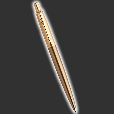 Personalised West End Gold Trim Premium Parker Jotter