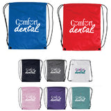 Polyester Drawstring Bag (Pack of 50)