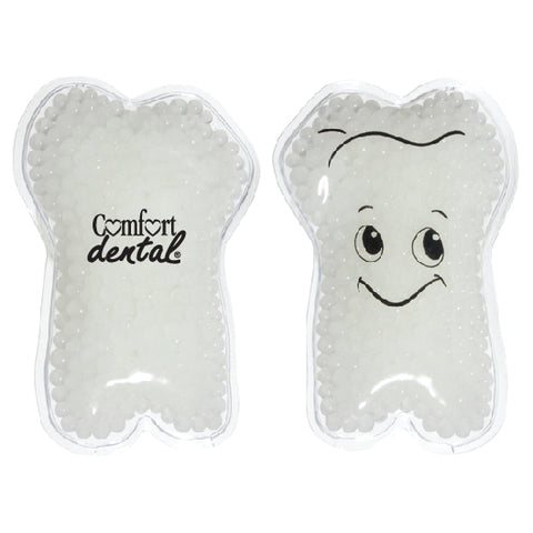 Tooth Shape Hot/Cold Gel Pack  (Pack of 100)
