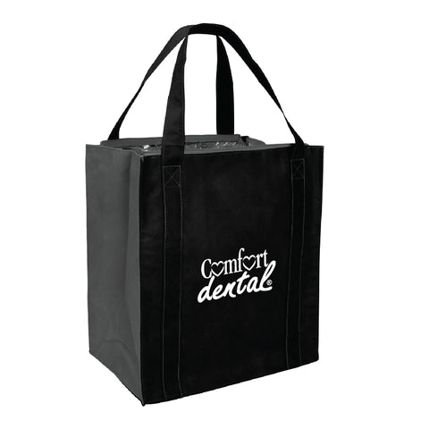 Insulated Grocery Tote (Pack of 10)