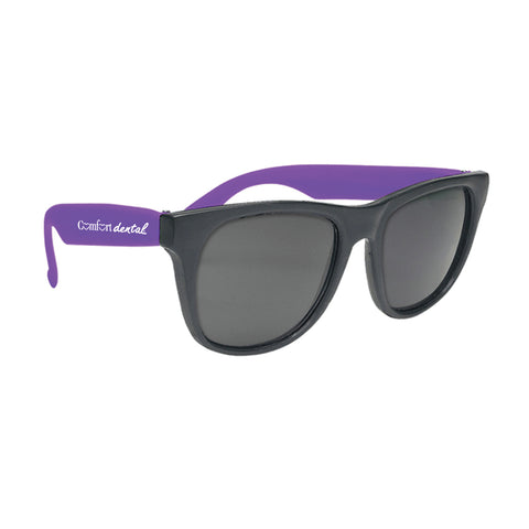 Two Tone Matte Sunglasses (Pack of 150)