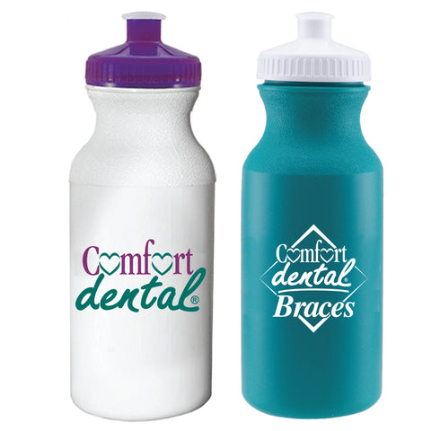 USA 20 oz. Water Bottle (Pack of 100)