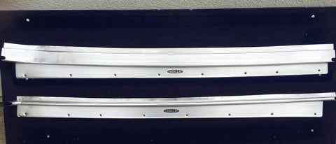 1946-1947 Door Sill Plates (2dr) Series 62 Convertible