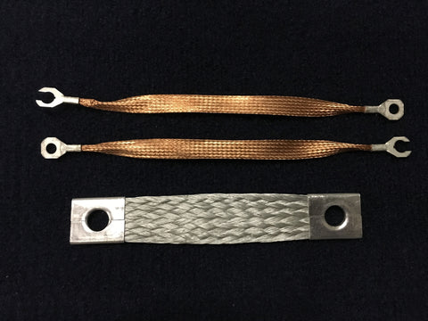 1948 Ground Strap Kit (Excluding ser. 75)
