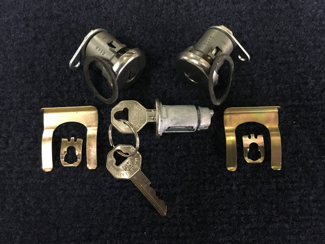 1959-1965 Door/Ignition Locks (4dr ONLY)
