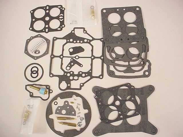 1939-1940 V-16 Carburetor Rebuild Kit (Carter)