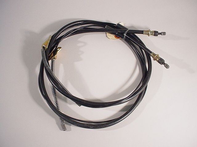 1958 Emergency Brake Cables (REAR)