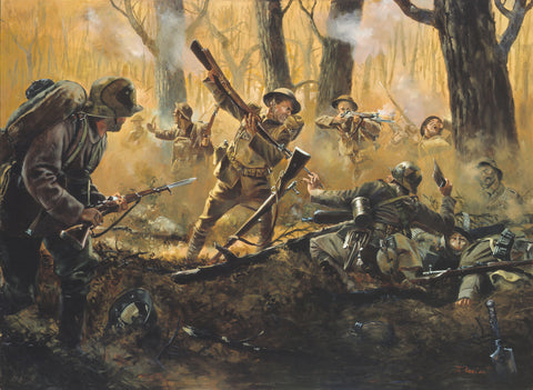 US Marines Belleau Wood