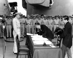 Japanese Surrender