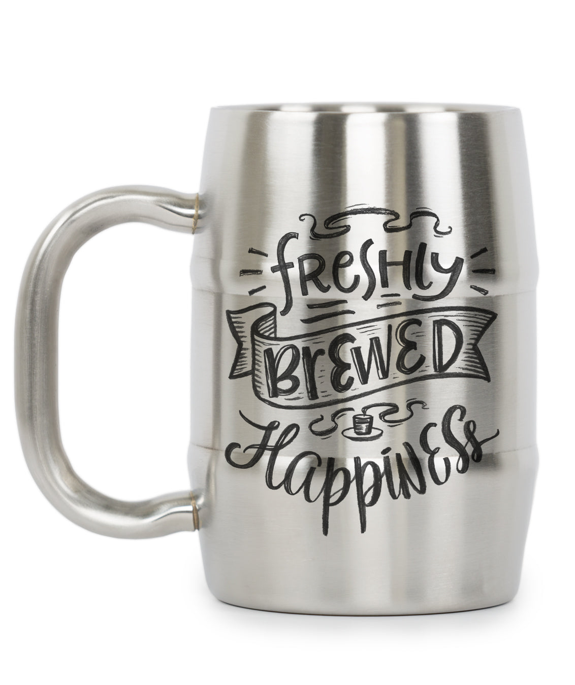 Freshly Brewed Happiness