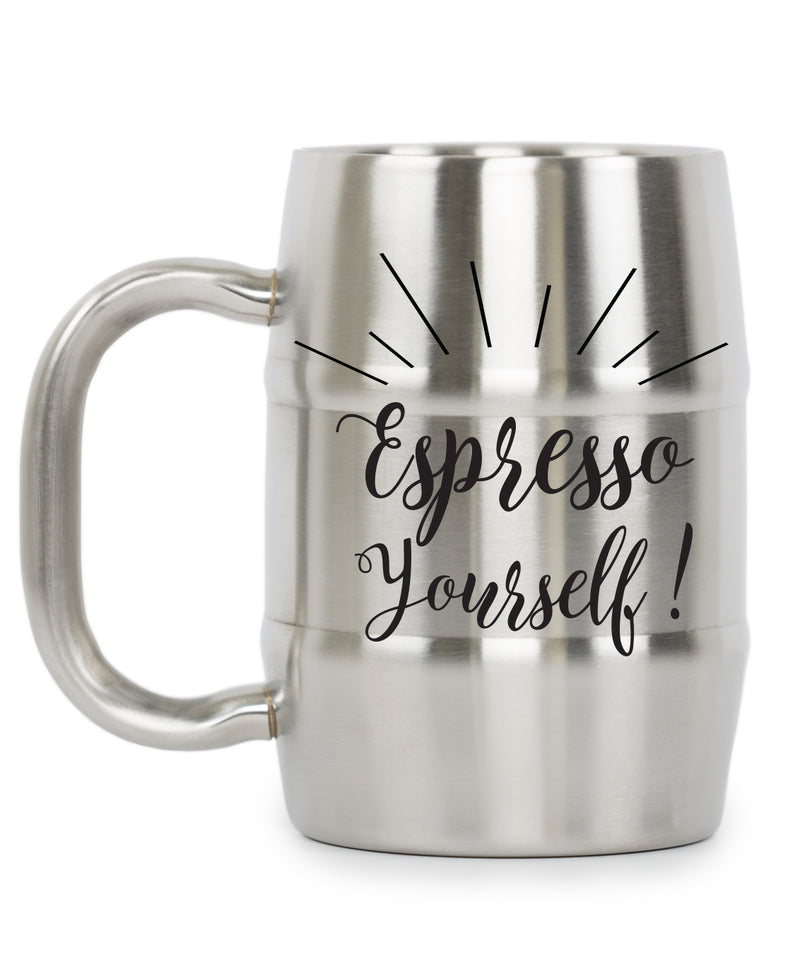 Espresso Yourself!