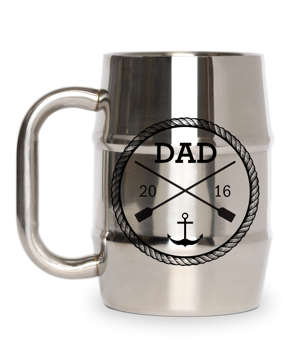father s day nautical mug