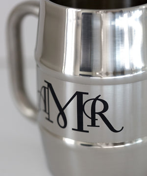 Monogram Mug Closeup