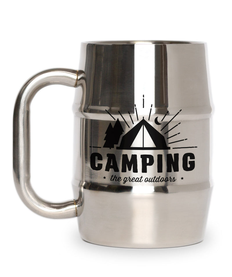 Outdoors Camping Mug