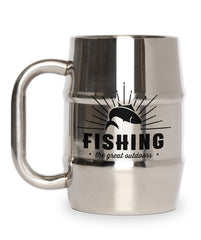 Outdoors Fishing Mug