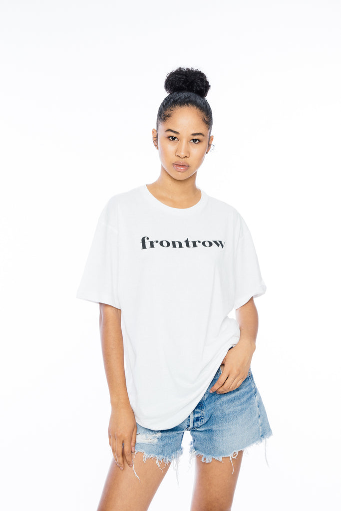frontrow bold t-shirt