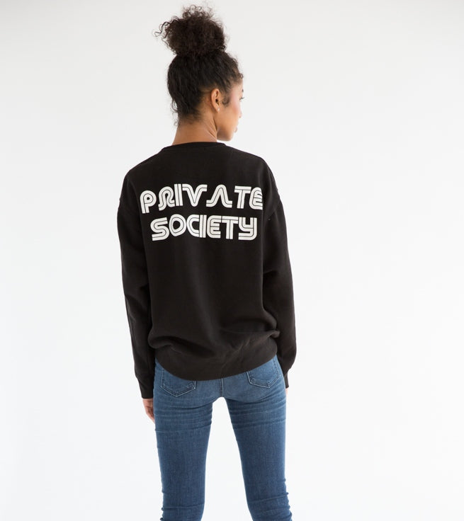private society sweatshirt