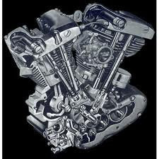 Motor Parts Shovelhead 1966-1984