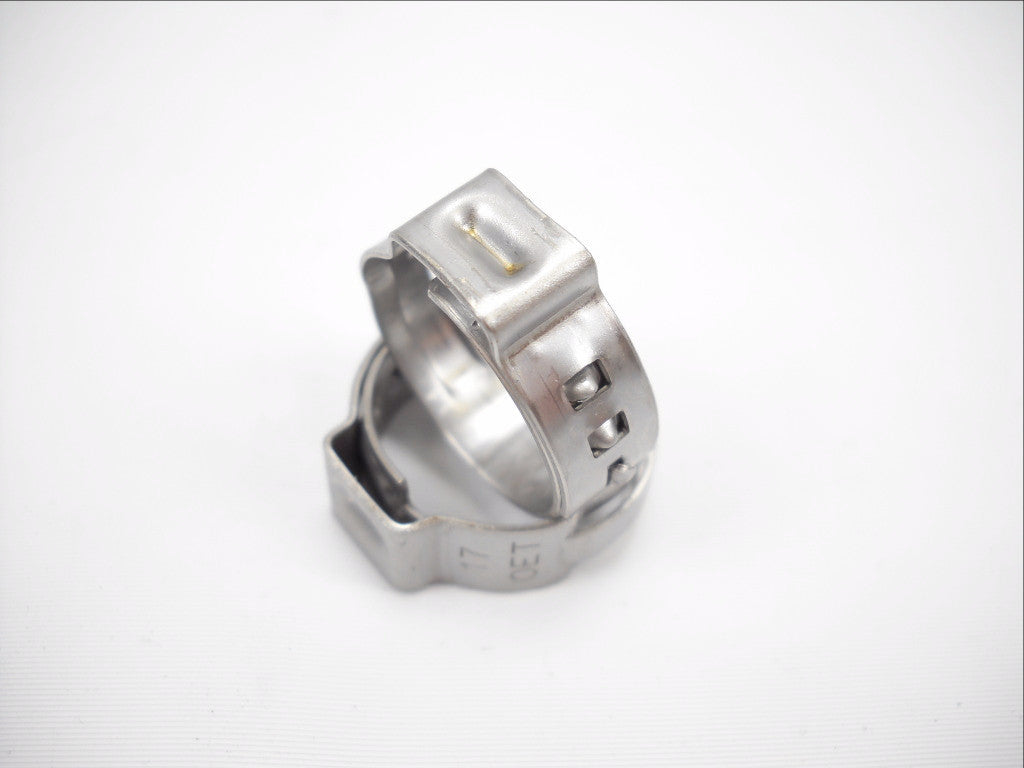 "10080 11/16"" OIL HOSE CLAMP"