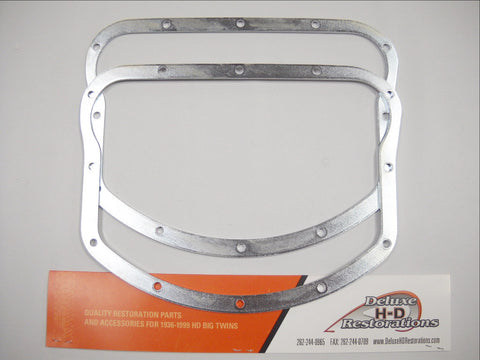17507-51 PANHEAD THIN STEEL D-RINGS CORRECT FOR 1951-1953 PANHEAD (PR) FITS 1948-1965