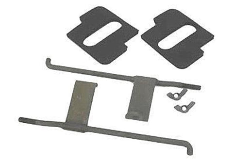 66390-58/93-58R PANHEAD PARKERIZED BATTERY ROD HOLD DOWN ROD KIT