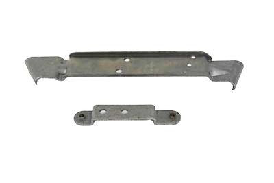 1949-1953 PANHEAD TOOL BOX MOUNT KIT RAW
