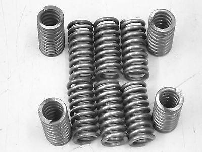 38075-41 KNUCKLEHEAD FLATHEAD PANHEAD CLUTCH SPRING SET OF 10 USA