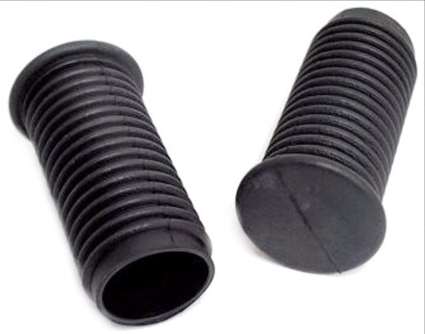 50940-52A PANHEAD SHOVELHEAD EVO LARGE FOOT PEG (PAIR) RUBBERS