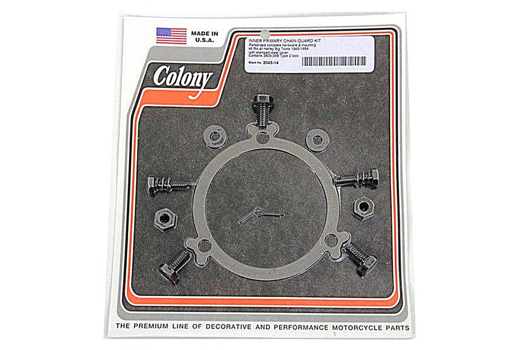 3045-14 Inner Primary Chain Guard Mounting Kit Type 2 Colony