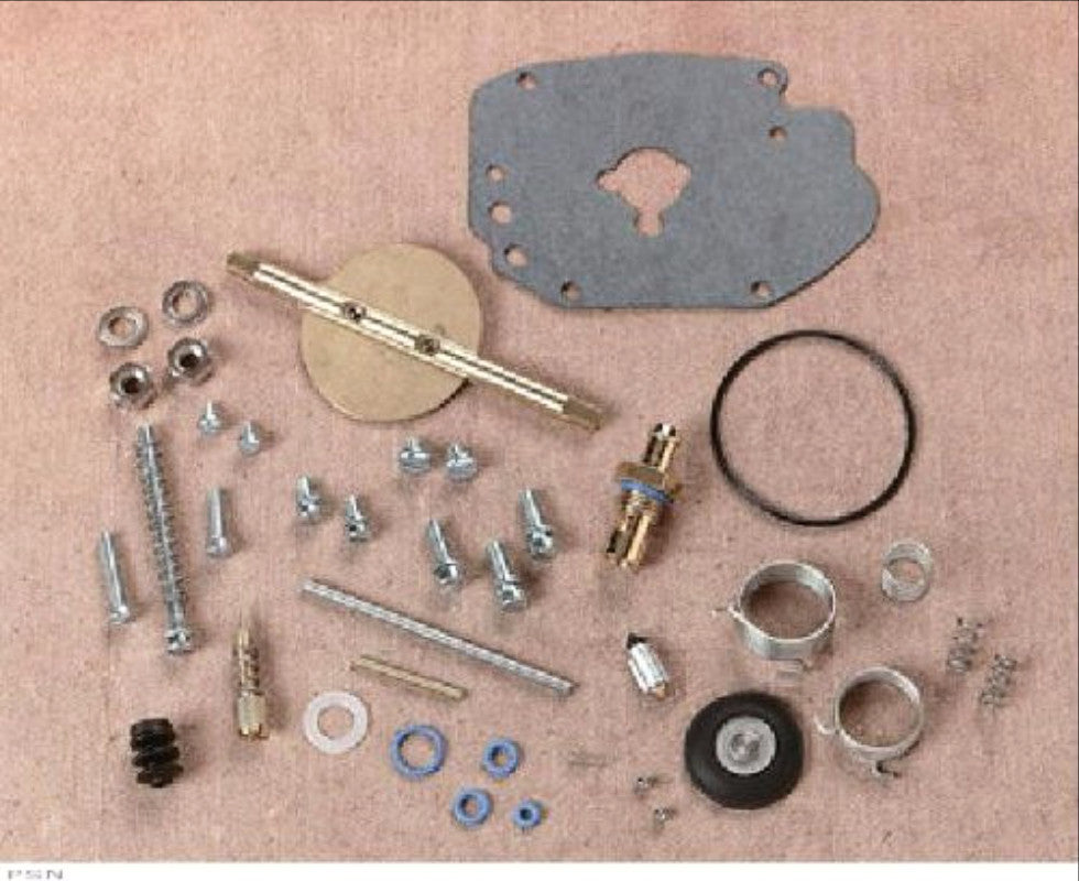 11-2923 S&S Master Rebuild Kit For Harley-Davidson with Super E Carbs