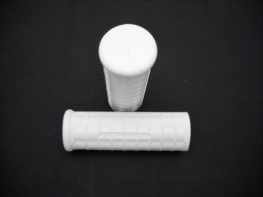 56210-47W USA MADE PANHEAD WHITE GRIPS 1949-1953 CORRECT NO HOLE
