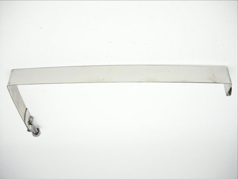 66383-65 STAINLESS STEEL BATTERY STRAP 1965-1969 FL