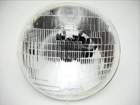 67717-64 6014 12V Panhead Shovelhead Sealed Beam Headlamp