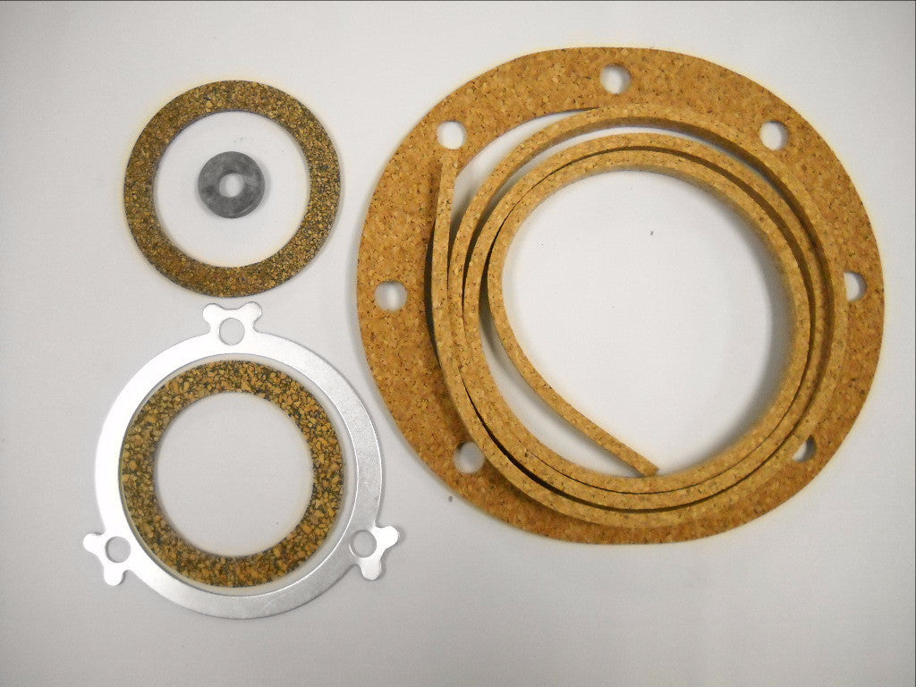 1936-1954 PRIMARY CHAIN CASE INSTALLATION GASKET KIT W/LOCK TAB