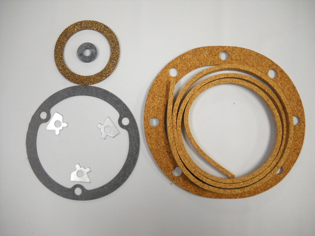 1955-1964 PRIMARY CHAIN CASE INSTALLATION GASKET KIT W/LOCK TAB